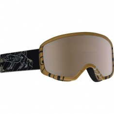 Anon Optics Deringer Snowboard Goggles - Frontier/Silver Amber