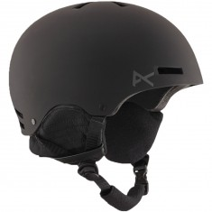 Anon Optics Raider Snowboard Helmet - Black