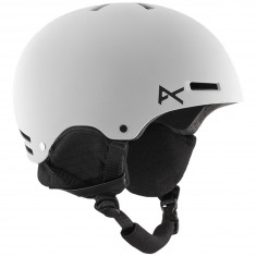Anon Optics Raider Snowboard Helmet - White