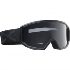 Anon Optics Relapse Snowboard Goggles - Smoke/Dark Smoke