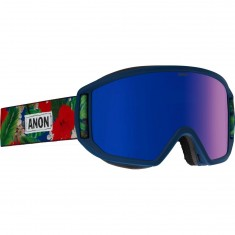 Anon Optics Relapse Snowboard Goggles - Mpi Blue/Blue Cobalt