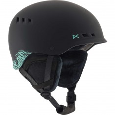 Anon Optics Wren Womens Snowboard Helmet 2017 - Trex Black