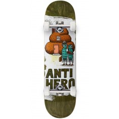 Anti-Hero Pfanner It's All Shit Skateboard Complete - 8.25""