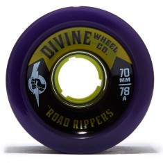 Divine Road Rippers Longboard Wheels 70mm