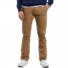 CCS Clipper Straight Fit Chino Pants - Khaki