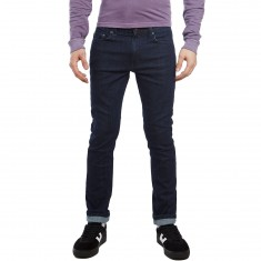 CCS Banks Skinny Fit Jeans - Raw Denim