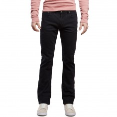 CCS Straight Fit Jeans - Washed Black