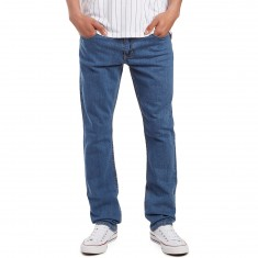 CCS Slim Straight Fit Jeans - Washed Light Blue