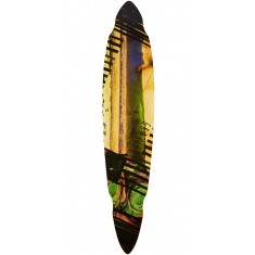 "Gravity 45"" Pintail Reef Runner Longboard Deck"