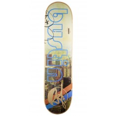 Bustin Pro Skateboard Deck - City - 7.75""