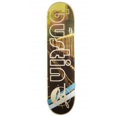 Bustin Pro Skateboard Deck - Train Yard - 8.00""