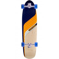 "Earthwing Chaser 36""  Longboard Complete - Blue"