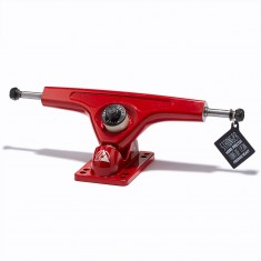 Atlas Truck Co. Longboard Trucks - 180mm 40 Degree - Red