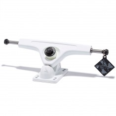 Atlas Truck Co. Longboard Trucks - 180mm 40 Degree - White