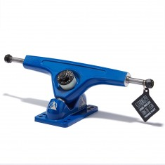 Atlas Truck Co. Longboard Trucks - 180mm 40 Degree - Blue