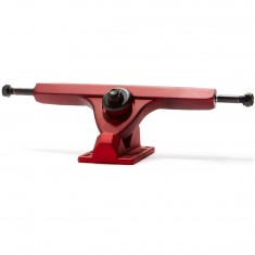 Caliber II Longboard Trucks - Two Tone Red 50 Degree