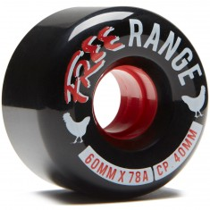 Free Range Longboard Wheels - 60mm 78a
