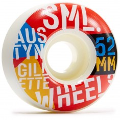SML Commies Austyn Gillette OG Wide Skateboard Wheels - 52mm