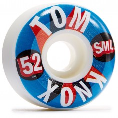 SML Marquee Tom Knox V-Cut Skateboard Wheels - 52mm