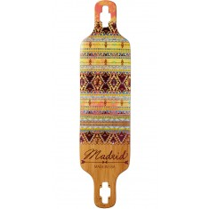 "Madrid Bamboo Dream 39"" Drop-Thru Longboard Deck - Indie"