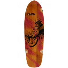 Omen House O Lobster Longboard Deck - 2017