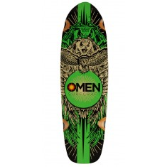Omen Memory Screen Longboard Deck - 2017