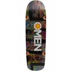 Omen Shred Puppy Longboard Deck - 2017