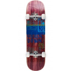 Scumco Brian Downey Postage Paid Skateboard Complete - 8.25""