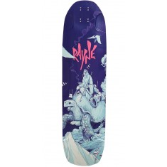 Rayne Darkside V2 Longboard Deck - Migration