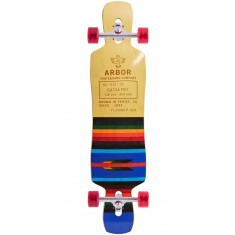 Arbor Catalyst Flagship Longboard Complete - 2017