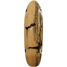 "Bustin Bonsai Mini 29"" Old New York Longboard Deck - 2017"