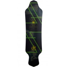 Never Summer El Jefe Longboard Deck - 2017