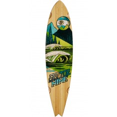 Sector 9 Offshore Longboard Deck - 2017