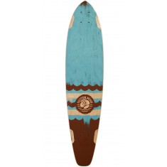 Sector 9 Highline Longboard Deck - Blue - 2017