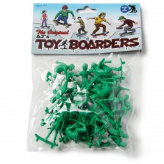 Toy Boarders Skate Series 2 - Original Green