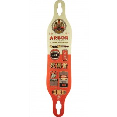 """Arbor Artist Collection Axis GT Longboard Deck - 40"""""""
