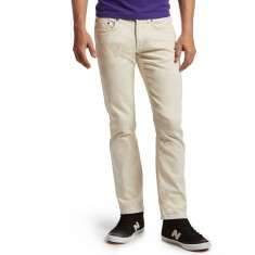 CCS Slim Fit Jeans - Cream