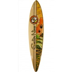 Sector 9 Sunburn Longboard Deck - 44.0""