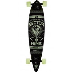 Sector 9 Beacon Cruiser Complete - 38""
