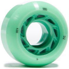 Welcome Orbs Ghost Lites Skateboard Wheels - Mint With Mint Core - 52mm 104A