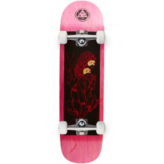 Welcome Komodo Queen on Big Bunyip Skateboard Complete - Black - 8.5