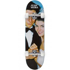 Pizza Vieria Uncle Jesse Skateboard Complete - 8.375""