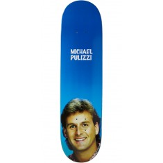 Pizza Pulizzi Uncle Joey Skateboard Deck - 8.18""