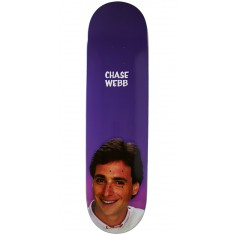 Pizza Webb Tanner Skateboard Deck - 8.25""