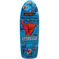 Sector 9 Heffer Skateboard Deck - 9.8