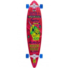Sector 9 Switchblade Skateboard Complete - 8.75