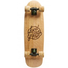 Landyachtz Revival Series Cruiser Skateboard Complete - Birdseye Maple