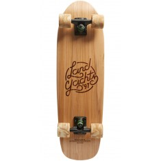 Landyachtz Revival Series Cruiser Skateboard Complete - Birch Please