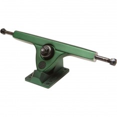 Caliber II Longboard Trucks - Midnight Satin Forest Green 50 Degree