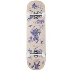 """Paisley Paranoid Tiers Skateboard Complete - 8.25"""""""